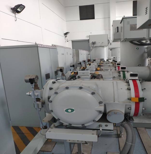 甘肃兰州供电局330kV桃树村变电站在线监测系统应用